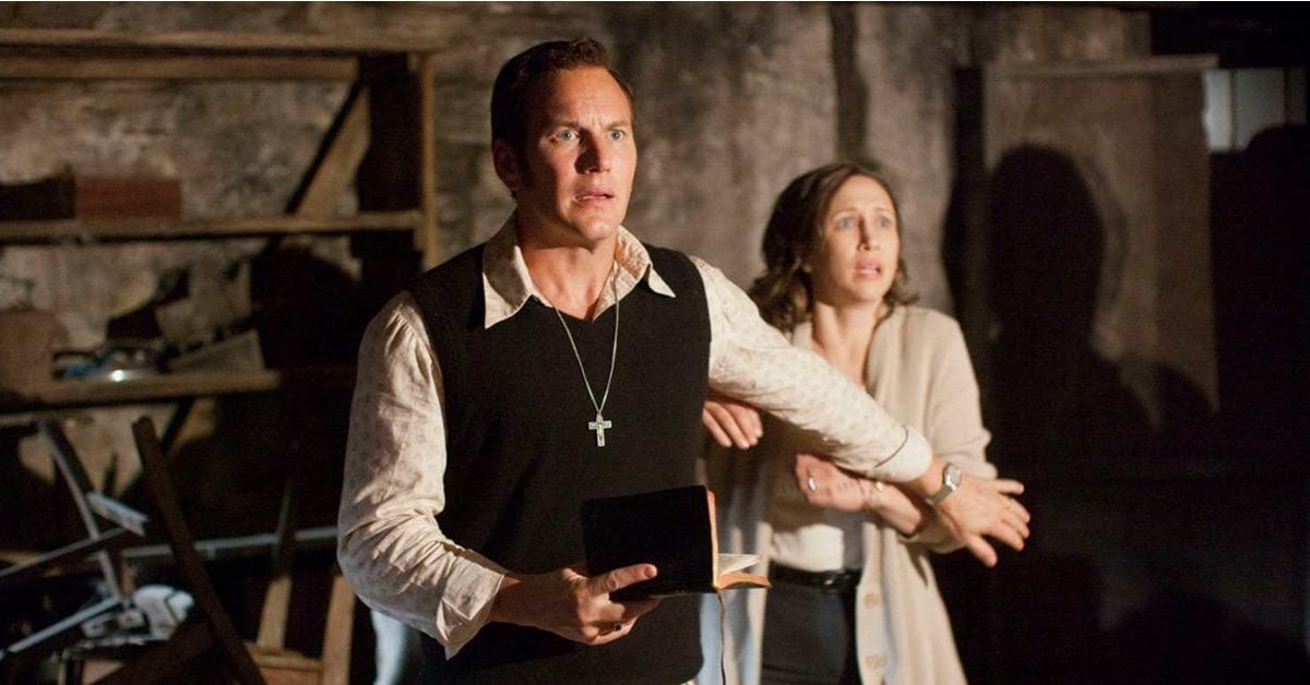 They're Back! Patrick Wilson & Vera Farmiga Returning as The Warrens in ANNABELLE 3
