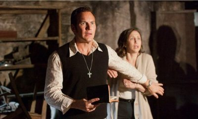 Conjuring Ed and Lorraine - They're Back! Patrick Wilson & Vera Farmiga Returning as The Warrens in ANNABELLE 3