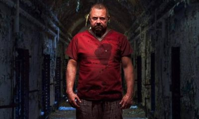 Death House Kane Hodder - New Poster & Trailer for Festival Darling DEATH HOUSE on VOD Soon