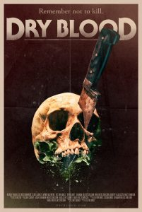 DryBlood KeyArt 201x300 - Dread Central Presents: We're Heading Into the Mountains With DRY BLOOD!