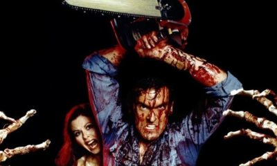Evil Dead 2 - EVIL DEAD 2 Arrives on 4K Ultra HD This December
