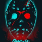"""Mondo Friday the 13th in 3D regular - Exclusive Interview with Renowned Horror Artist """"Ghoulish"""" Gary Pullin"""
