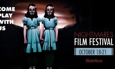 Nightmares Film Fest - Bill Lustig, Fred Vogel & Scott Schirmer Among Celebrities Presenting at NIGHTMARES FILM FESTIVAL