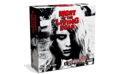 NotLD Game - CMON & Living Dead Media Present NIGHT OF THE LIVING DEAD Tabletop Game