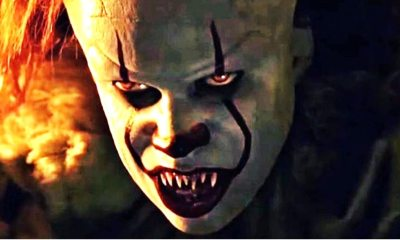Pennywise - Release Date & First Teaser Poster for IT: CHAPTER TWO