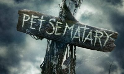 Pet Sematary 1 - UK Poster for 2019's PET SEMATARY is Bone Chilling!