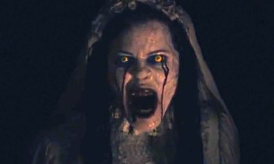 """The Curse of La Llorona - THE CURSE OF LA LLORONA Rated R for """"Violence and Terror"""""""