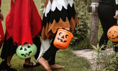 Trick or Treating - Trick or Treating Can Land You in Jail in One Virginia Town