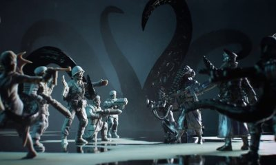 achtung cthulhu tactics - Stomp Out Nazis And Lovecraftian Entities In ACHTUNG! CTHULHU TACTICS