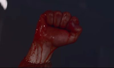 "slipknotalloutlifebanner - SLIPKNOT Release Blood-Soaked Video For New Song ""All Out Life"""