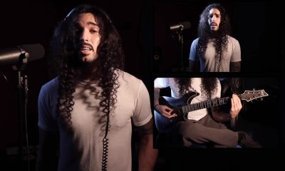 Anthony Vincent - Metal Fans Will Love Shredding Cover of BOHEMIAN RHAPSODY in the Style of System of a Down