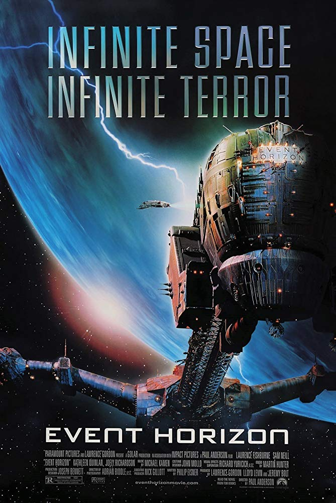 Video Explores What We Didn't See in EVENT HORIZON