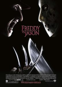 Freddy vs Jason Poster 215x300 - Video Explores the Impact & Legacy of FREDDY VS JASON