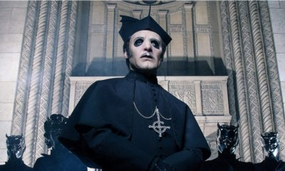 Ghost - Ex-Ghost Band Members Claim Tobias Forge is in a Secret Society