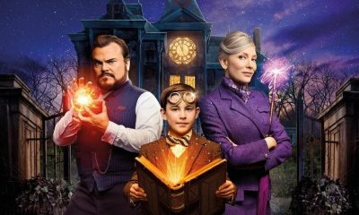 House Clock Walls HD - THE HOUSE WITH A CLOCK IN ITS WALLS Gets Blu-ray Release Date