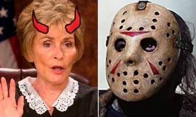 Jason in Court - One Rejected Version of FREDDY VS JASON Put Jason on Trial—In Hell