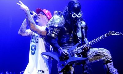 Limp Bizkit - Limp Bizkit's Fred Durst & Wes Borland Suffer Heavy Losses in California Wildfire