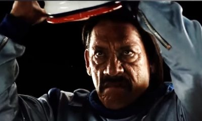 Machete Kills Again In Space - Danny Trejo Says MACHETE KILLS IN SPACE is Actually Happening