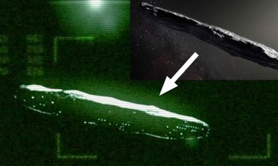 "Oumuamua  - Does Shocking New Video Prove ""Oumuamua"" is an Actual Alien Probe?"