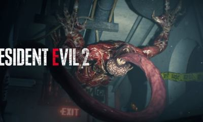 Resident Evil 2 Remake licker 1 - Capcom Releases a Batch of New RESIDENT EVIL 2 Clips