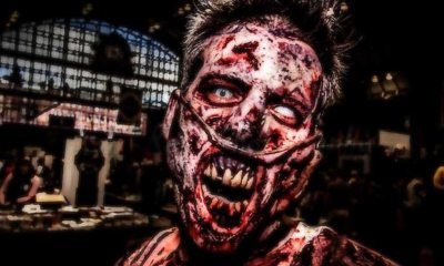 Zombie - Republican Governor of Kentucky Blames Zombie Movies & TV Shows for Spike in Mass Shootings