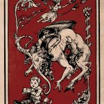 """krampus - """"Holiday Cheer""""? More Like """"Holiday Fear"""" with Yuletide Horrors Christmas Cards!"""