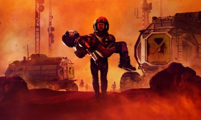 mars featured - Talking To Astronauts: The Real Life Horrors Of MARS