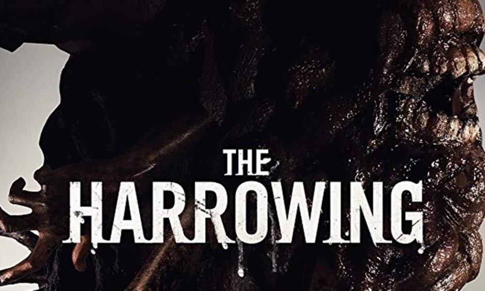 Harrowing Poster Clip - UNSANE Meets JACOBS LADDER in Exclusive Chilling Clip & Images from THE HARROWING