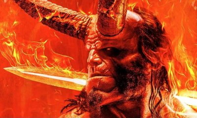 Hellboy 2019 Sword - (Spoilers) Video Explores the Surprising Origins of HELLBOY's Flaming Sword
