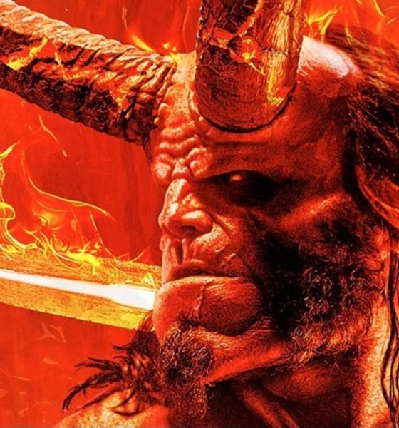 Hellboy 2019 Sword - 2 Awesome New Posters for HELLBOY Give You the Horns!