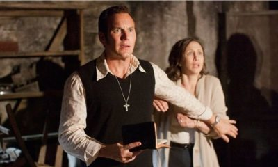 The Conjuring Patrick Wilson - Patrick Wilson Promises THE CONJURING 3 is Unlike Anything We've Seen Before