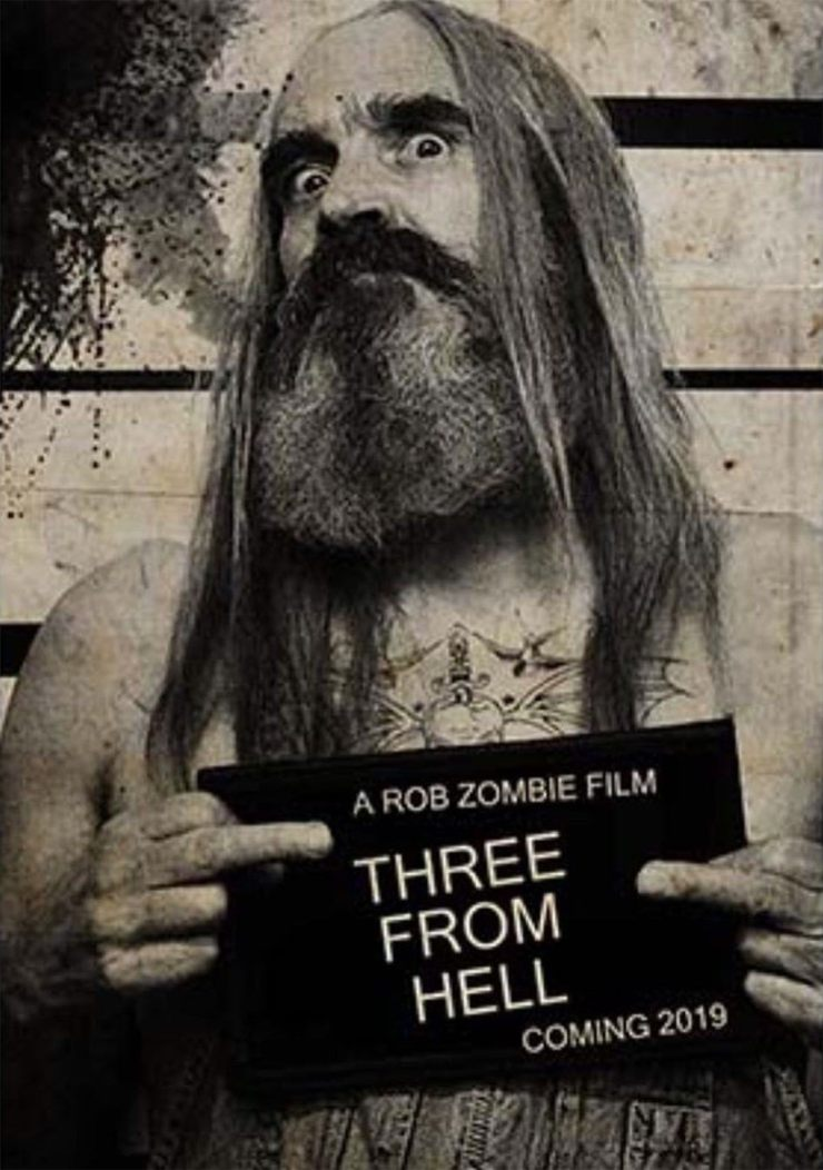"""Three From Hell Otis Poster 1 - Rob Zombie Promises Otis Driftwood is """"Worse Than Ever"""" in THREE FROM HELL"""