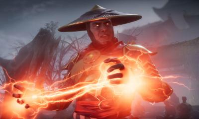 mortal kombat 11 raiden image 1 - Cake Decorator Creates Amazing MORTAL KOMBAT Arcade Cabinet Treat