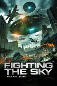 Fighting the Sky 200x300 - Modern Twist on Classic Flying Saucer Horror in Trailer for FIGHTING THE SKY