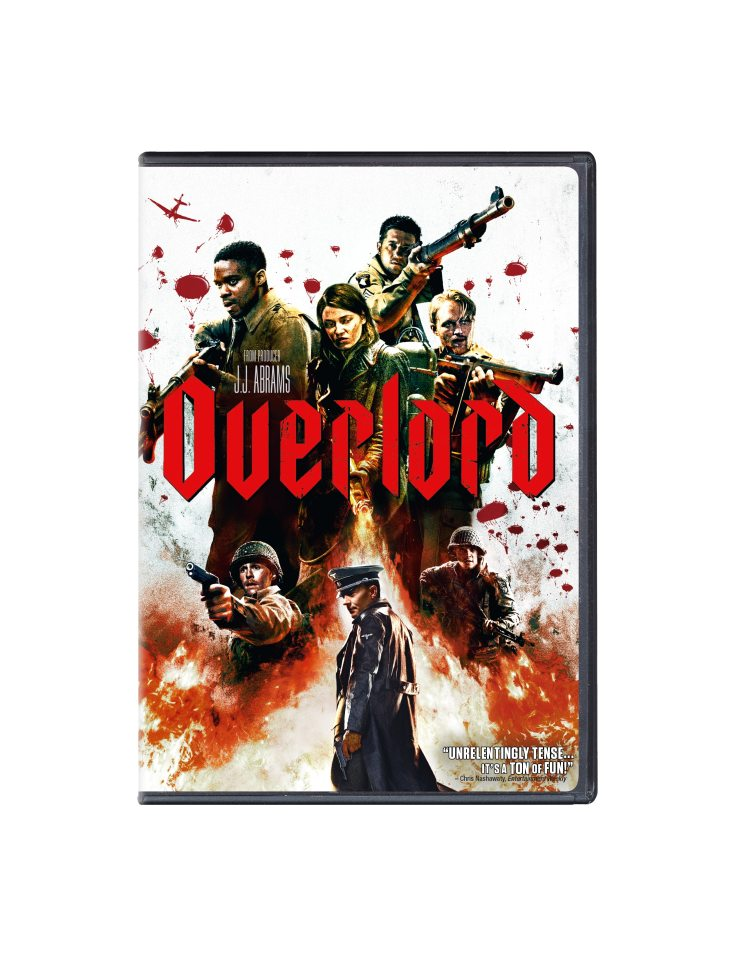 OVERLORD DVD 2DSKW MECH2 - OVERLORD Gets February Digital and Home Video Release Dates