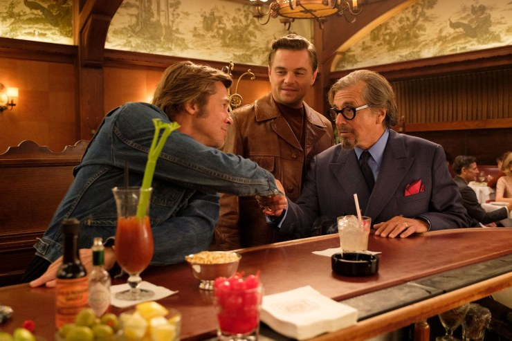 Once Upon a Time in Hollywood 4 - First Official Images from Tarantino's Charles Manson Movie ONCE UPON A TIME IN HOLLYWOOD Hit the Internet