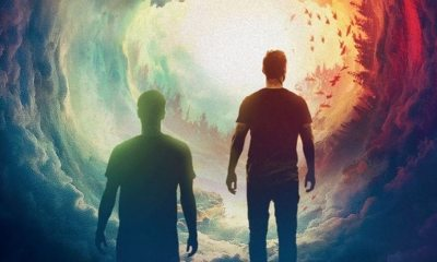 The Endless Poster Clip  - Filming Has Wrapped on SYNCHRONIC, Justin Benson & Aaron Moorhead's Follow-Up to THE ENDLESS