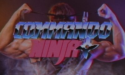 commandoninjabanner1200x627 - COMMANDO NINJA is the New KUNG FURY and it Kicks Total Ass!