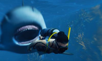maneater game shark 1 - Killer Shark Simulator MANEATER Swimming Onto The Epic Store