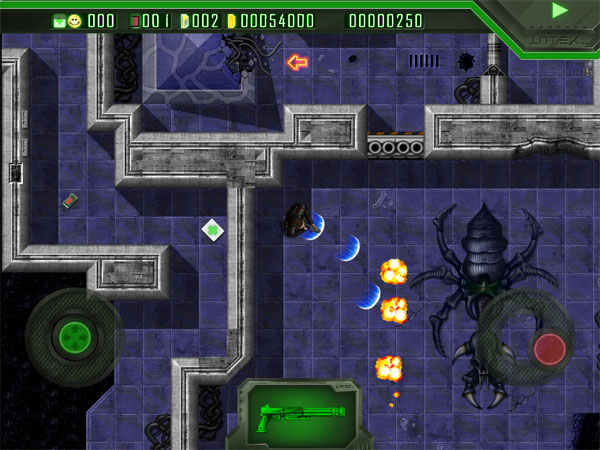 ab2 - Alien Breed is Back and Better Than Ever for iOS