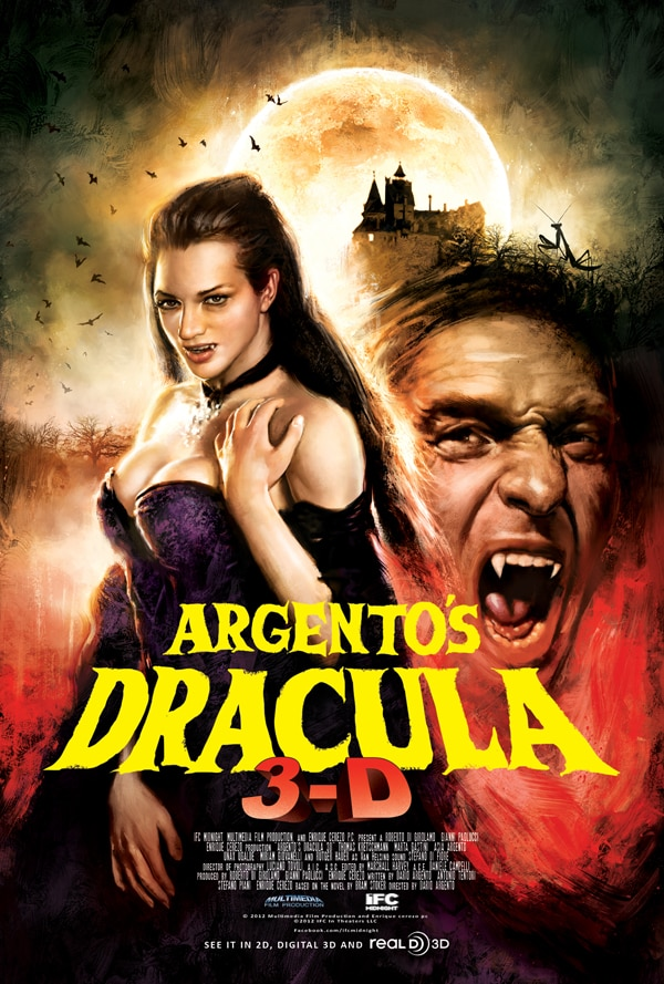 argentos dracula - CONTEST CLOSED! Win a Chance to See Argento's Dracula and More!