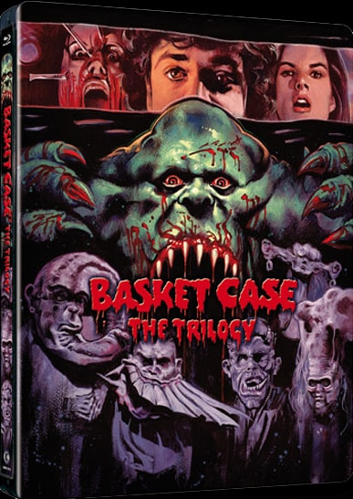 bctrilogy - Second Sight Opens The Basket Case Trilogy on Special Edition UK DVD/Blu-ray