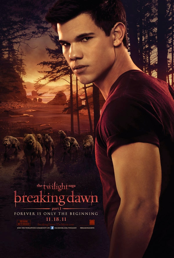 bdjacob - A Trio of New Character Posters for The Twilight Saga: Breaking Dawn - Part 2