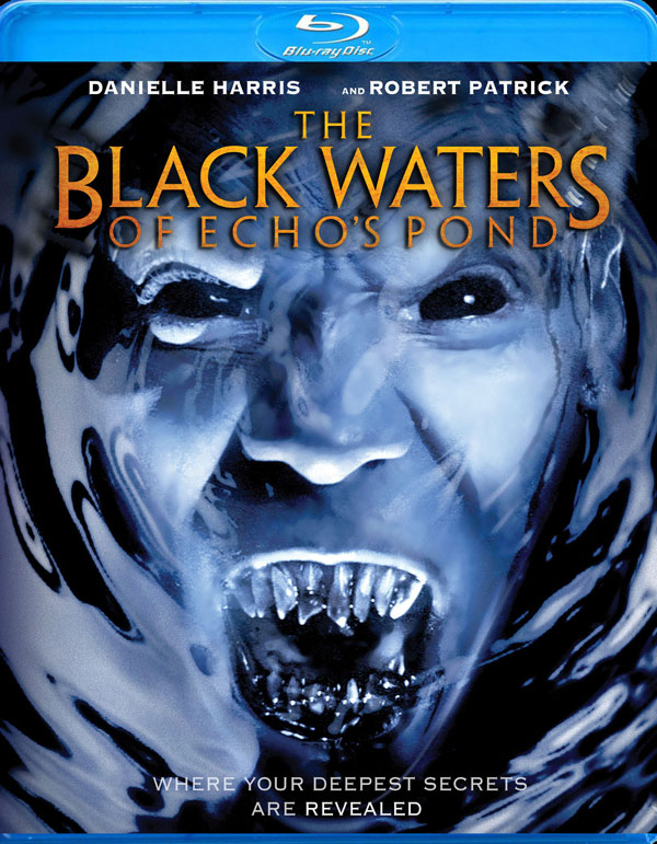black waters blu ray - A Home Video Trailer Found Floating in The Black Waters of Echo's Pond