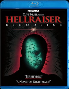 bloodline - Hellraiser: Bloodline (Blu-ray)