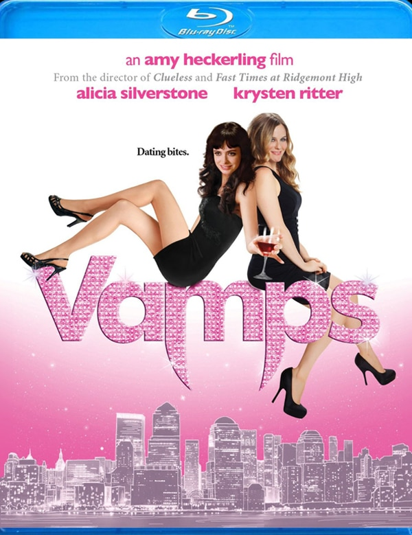bluvamps - Vamps Puts the Bite on Home Video