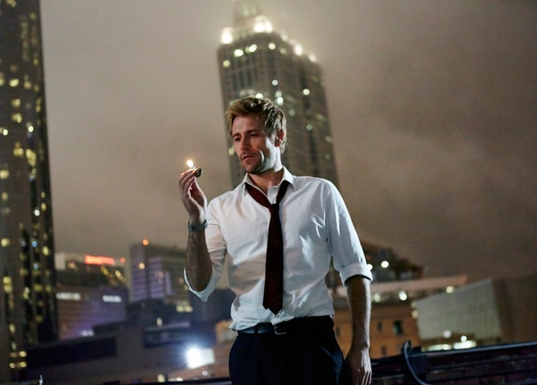 constantinea2 - #SDCC '14: Constantine Panel Now Online
