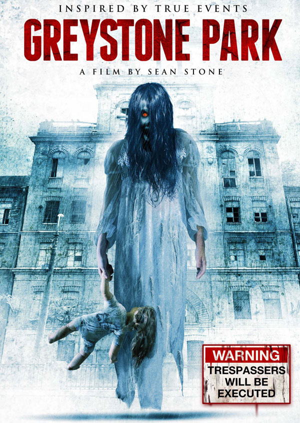 greystone - New Poster and Release Info for Sean Stone's Greystone Park