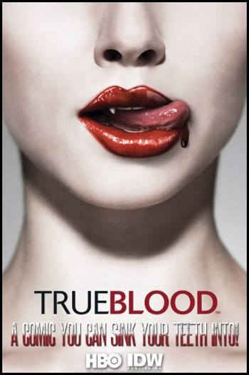 hbocomic - HBO & IDW Launch Official True Blood Comic Book Series