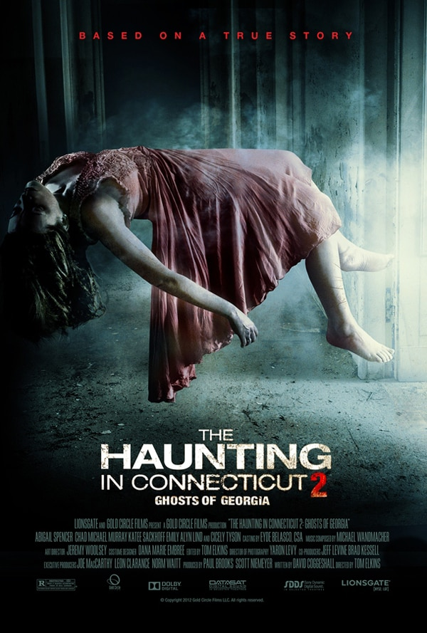 hcon2 - Emily Alyn Lind Gets Screamy for The Haunting in Connecticut 2: Ghosts of Georgia